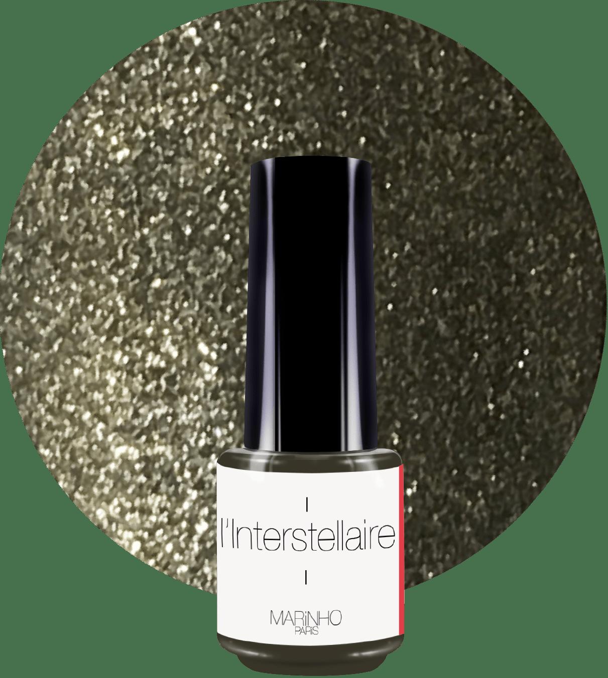 vernis effet granit