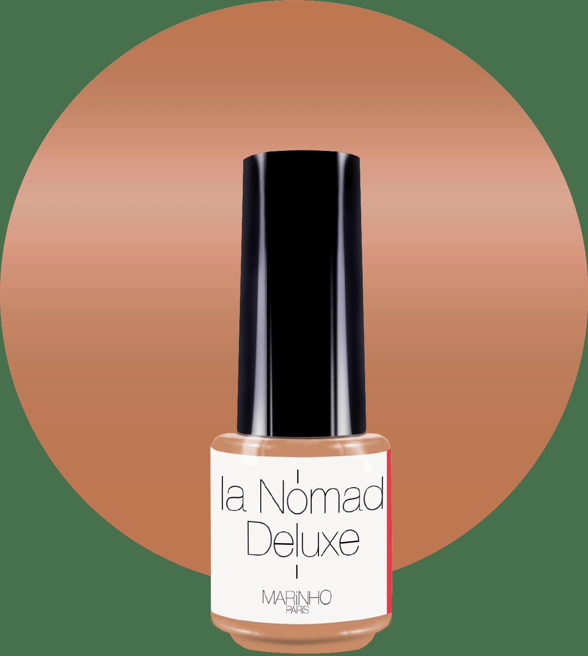 vernis à ongle couleur sable